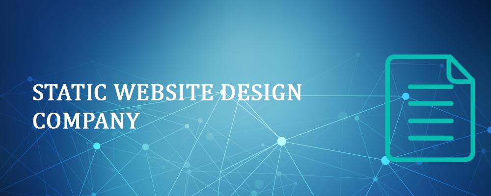 Static Website Design Company USA | Static Web Design Services USA